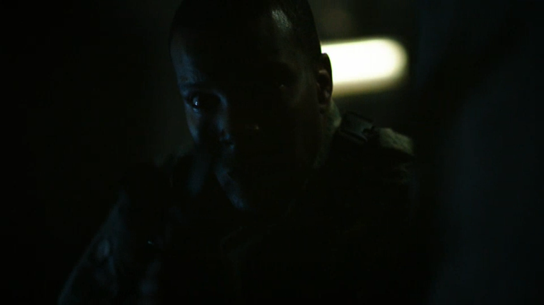 "AL McFOSTER in ""Arms Of Mine"" episode of 12 Monkeys"