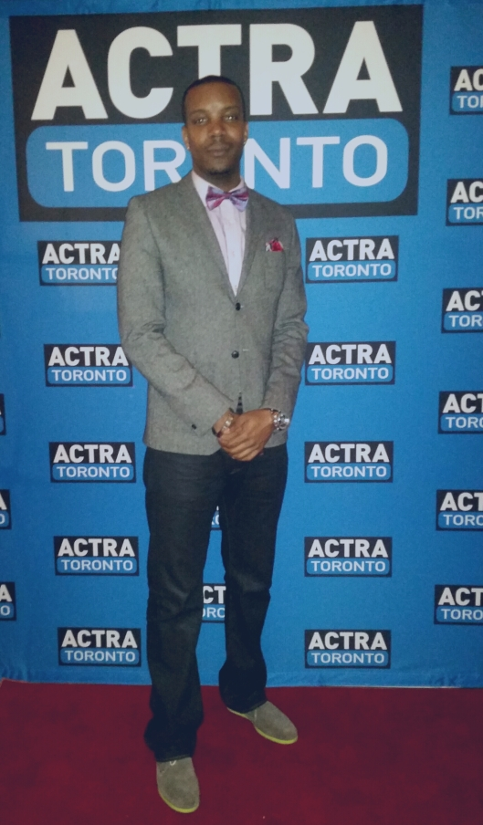 AL McFOSTER - 2016 ACTRA Awards