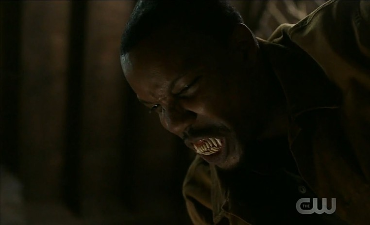 "AL McFOSTER in ""The Scar"" episode of Supernatural"